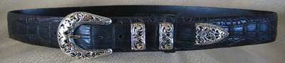 Alligator Ranger Belt