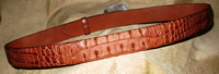 Crocodile Ranger Belt