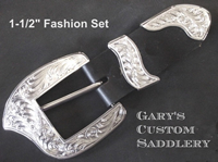 Fashion Buckle Set