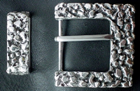 Nugget Buckle Set