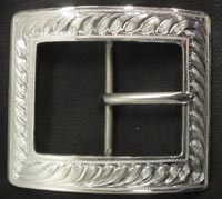 New 1.5 Inch Center Bar Buckle